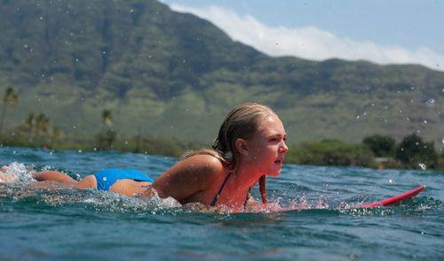 SOUL SURFER AnnaSophia Robb