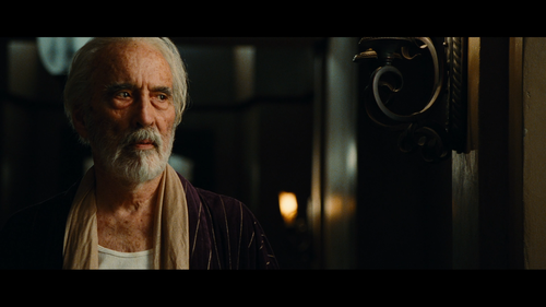 RESIDENT Christopher Lee