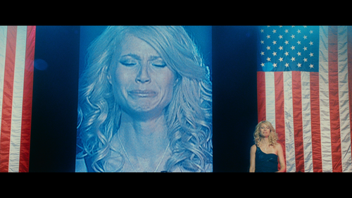 COUNTRY STRONG Paltrow Crying