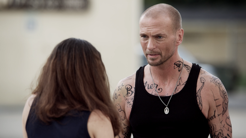 BLOOD OUT Luke Goss