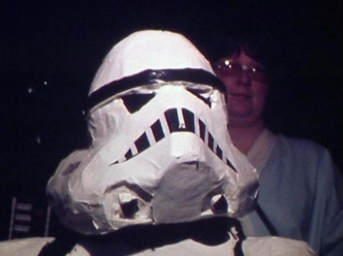 BACK TO SPACE-CON Stormtrooper