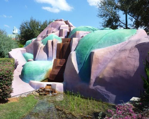 Fantasia Gardens Miniature Golf Course 22
