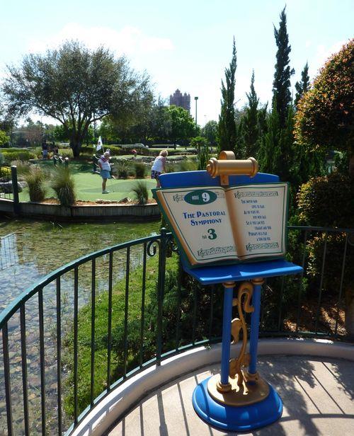 Fantasia Gardens Miniature Golf Course 20