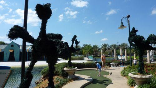 Fantasia Gardens Miniature Golf Course 25
