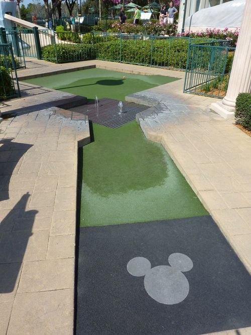 Fantasia Gardens Miniature Golf Course 36