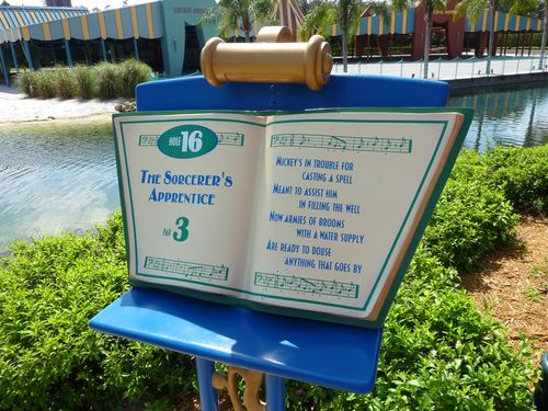 Fantasia Gardens Miniature Golf Course 38