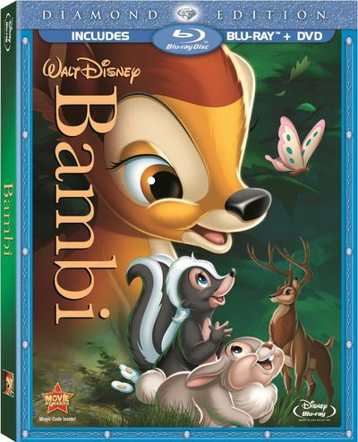 BAMBI Blu-ray Cover