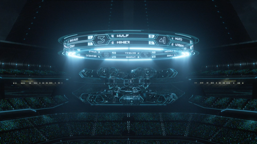 TRON LEGACY Disc Wars