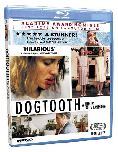 DOGTOOH Blu-ray