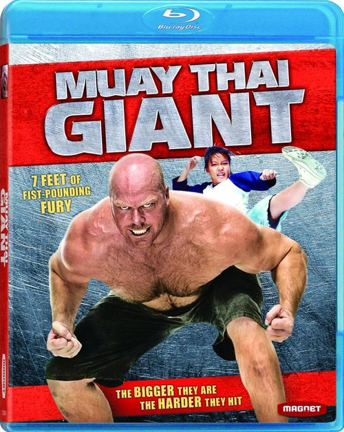 MUAY THAI GIANT Blu-ray