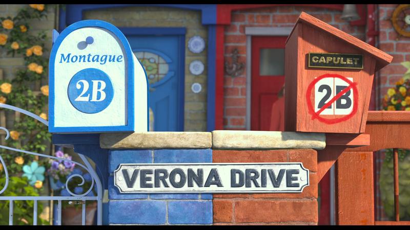 GNOMEO & JULIET Verona Drive