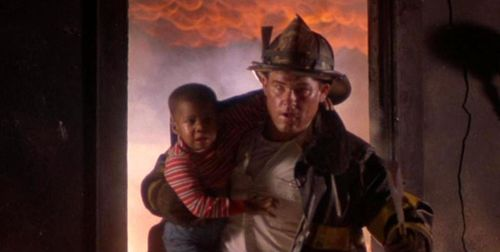 BACKDRAFT Kurt Russell