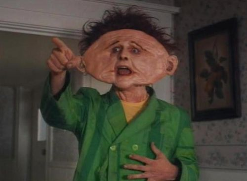 DROP DEAD FRED Rik Mayall 2
