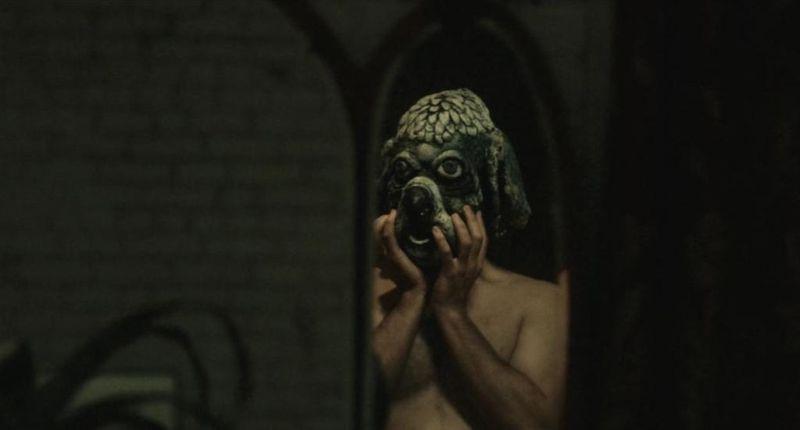 MONOGAMY Dog Mask