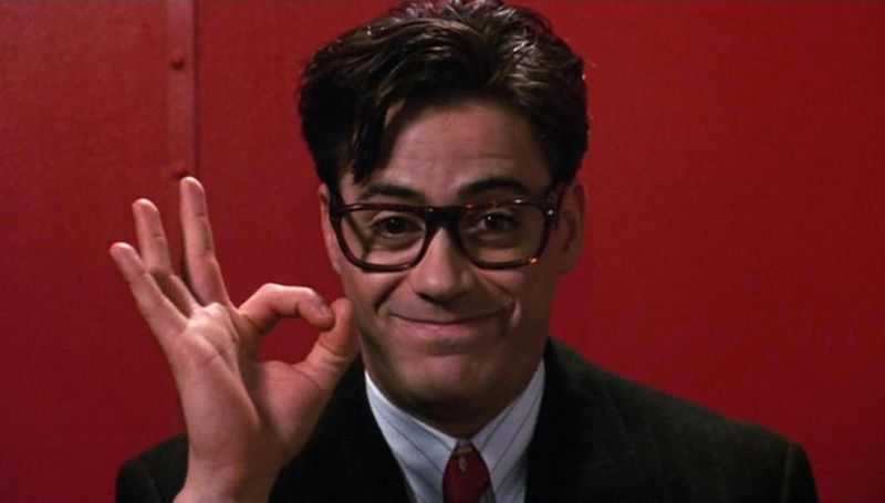 SOAPDISH Robert Downey Jr.