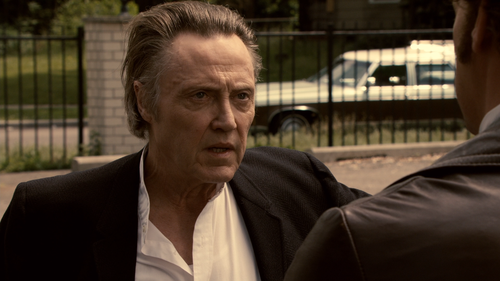 KILL THE IRISHMAN Christopher Walken