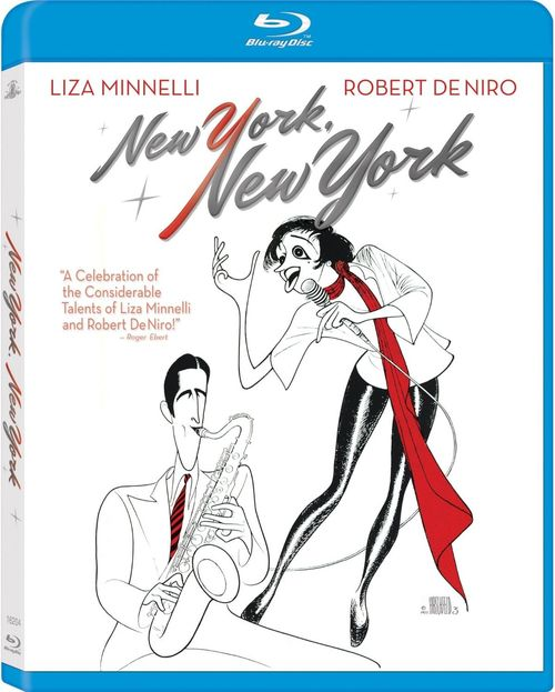 NEW YORK NEW YORK Blu-ray