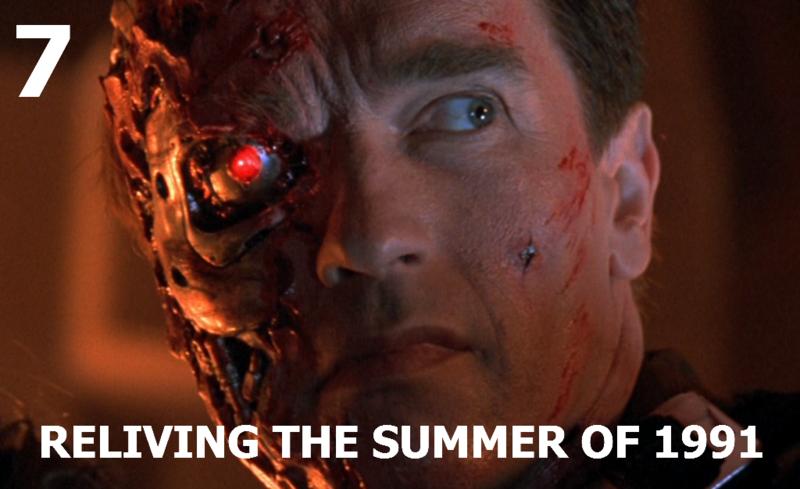 TERMINATOR 2 Arnold Schwarzenegger 1