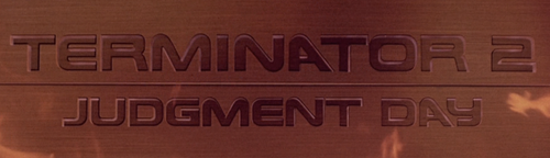 TERMINATOR 2 Title