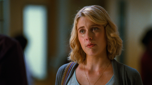 ARTHUR 2011 Greta Gerwig Crying