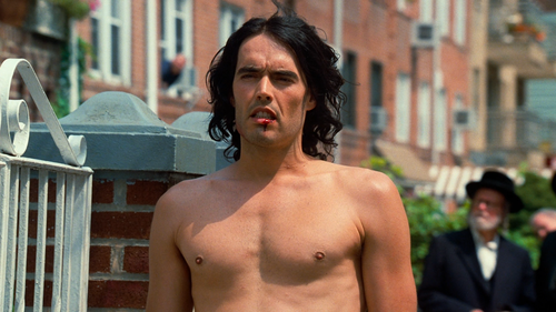 ARRTHUR 2011 Russell Brand shirtless