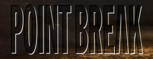 POINT BREAK title