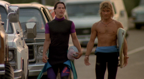 POINT BREAK Reeves Swayze