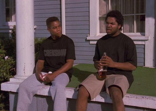 BOYZ N THE HOOD Cube Gooding Jr.