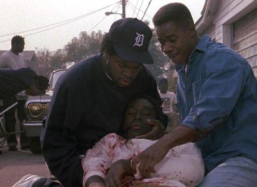 BOYZ N THE HOOD Ricky Dead