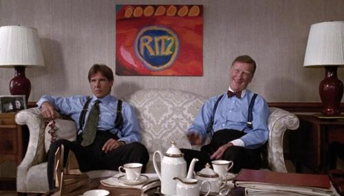 REGARDING HENRY Ritz