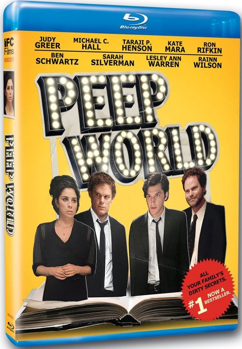 PEEP WORLD Blu-ray