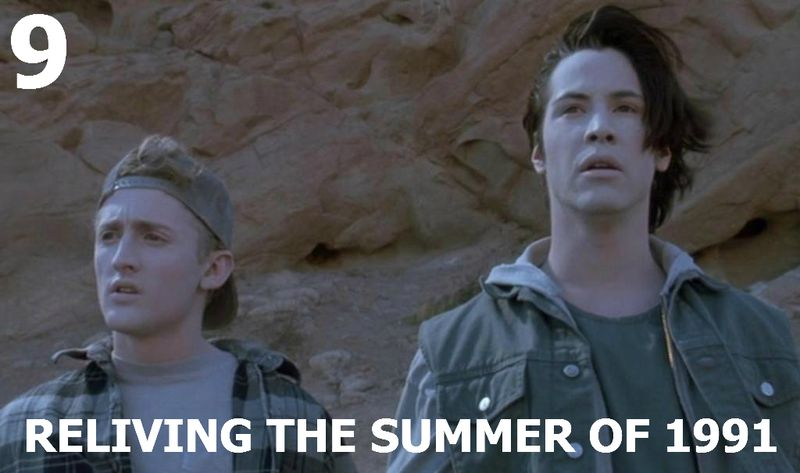 BILL & TED'S BOGUS JOURNEY Death 1