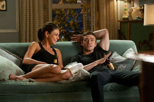 FRIENDS WITH BENEFITS  Kunis Timberlake