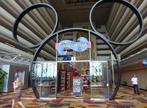 Disney's Contemporary Resort 17