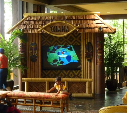 Disney's Polynesian Resort 5