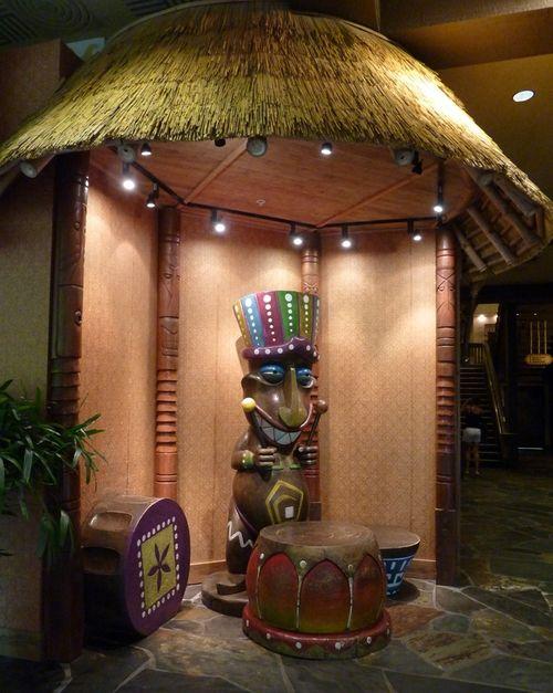 Disney's Polynesian Resort 8