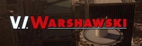 V.I. WARSHAWSKI title