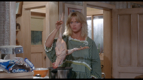OVERBOARD Goldie Hawn Chicken