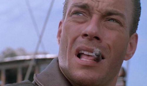 DOUBLE IMPACT Jean-Claude Van Damme Alex