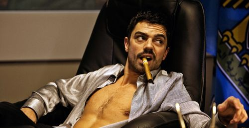 DEVIL'S DOUBLE Dominic Cooper