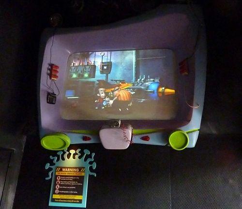 Jimmy Neutron's Nicktoon Blast Universal Studios 15