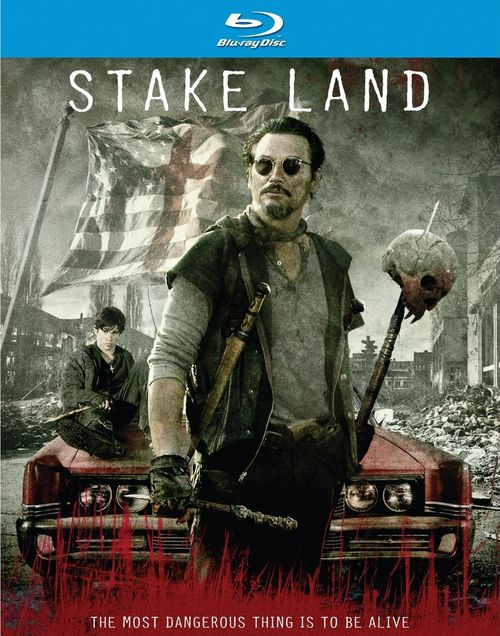STAKE LAND Blu-ray