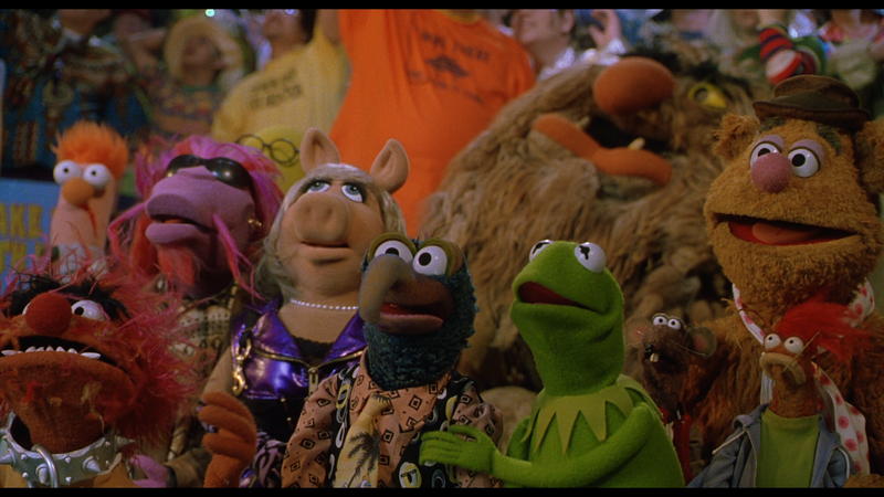 MUPPETS FROM SPACE Kermit