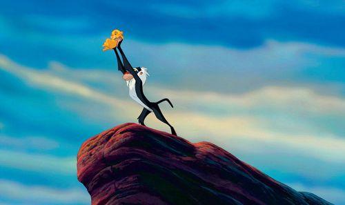 LION KING Raffiki