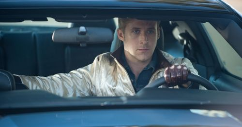 DRIVE Ryan Gosling Car