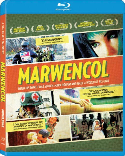 MARWENCOL Blu-ray