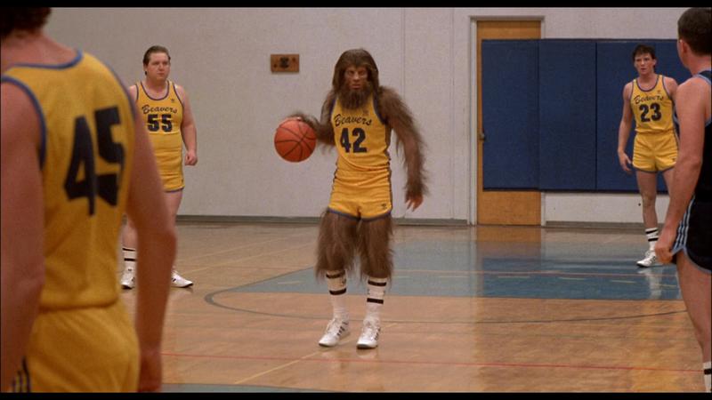 TEEN WOLF Basketball
