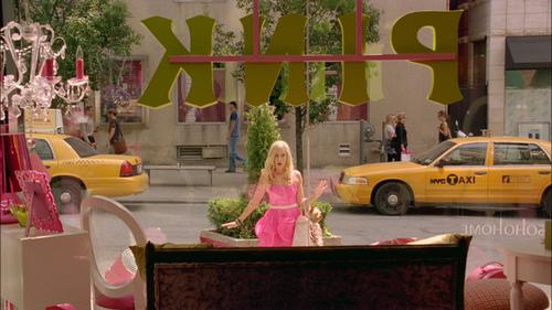 SHARPAYS FABULOUS ADVENTURE Pink Store