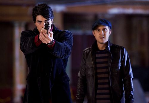 DYLAN DOG DEAD OF NIGHT Brandon Routh