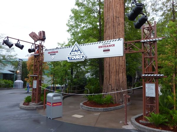 How Long Is Star Tours At Hollywood Studios